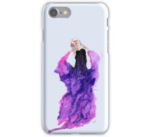 Violet Fushion iPhone Case/Skin