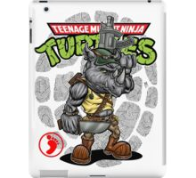 Rocksteady TMNT iPad Case/Skin