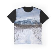 Snow day Revelstoke  Graphic T-Shirt