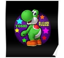 Yoshi Rules! Poster