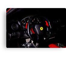 Ferrari 360 Spider Canvas Print