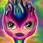 Cosima the Alien by Nalinne Jones