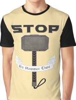 Hammertime Graphic T-Shirt