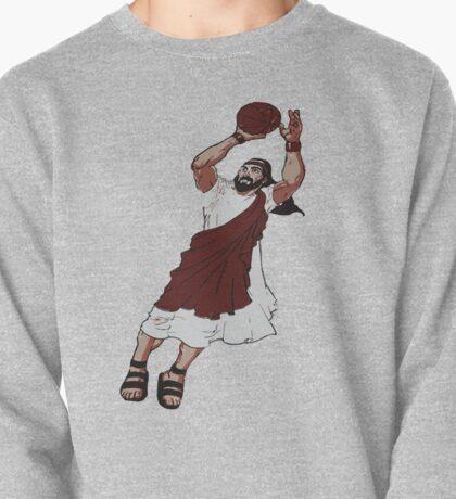 Jumpshot Jesus T shirt Pullover