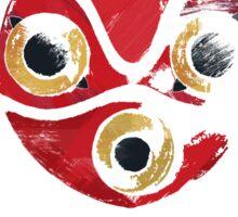 Princess Mononoke: San's Mask Sticker