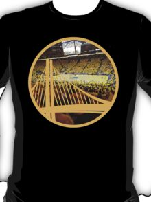 Golden State Warriors Oracle Arena Color T-Shirt