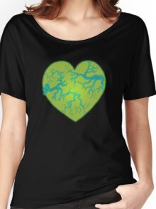Zombie Heart Women's Relaxed Fit T-Shirt