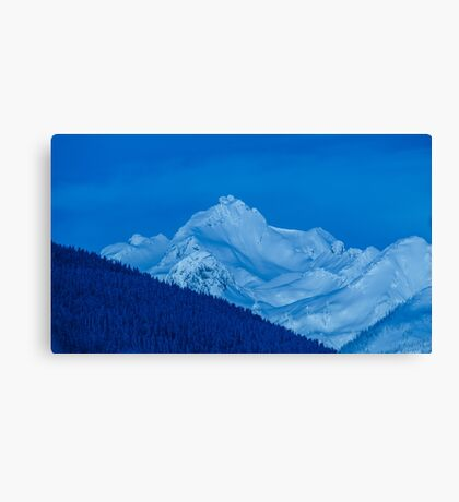 Frenchman Cap Canvas Print