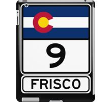 CO-9 Frisco Colorado iPad Case/Skin