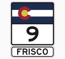CO-9 Frisco Colorado Kids Clothes