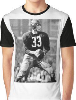 Sammy Baugh Graphic T-Shirt
