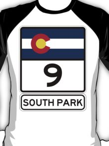 CO-9 SOUTH PARK T-Shirt