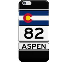 CO-82 - Aspen iPhone Case/Skin