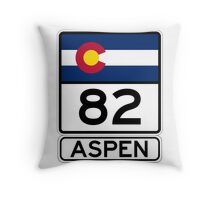 CO-82 - Aspen Throw Pillow