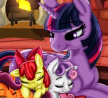 Spending time with twilight Sticker