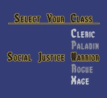 Social Justice RPG by lotophagia