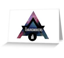 The chainsmokers 1 Greeting Card
