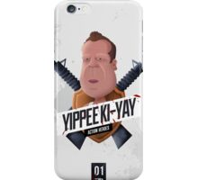 Yippee Ki Yay iPhone Case/Skin