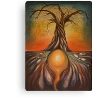 seed 1 Canvas Print