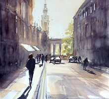 St Martin's Lane by LordOtter