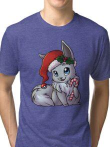 Holiday Shiny Tri-blend T-Shirt