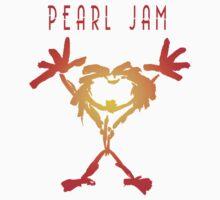 Pearl Jam One Piece - Short Sleeve