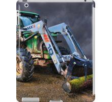 John Deer Tractor iPad Case/Skin