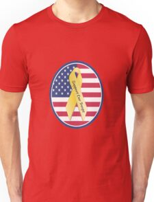 Support Our American Troops Unisex T-Shirt