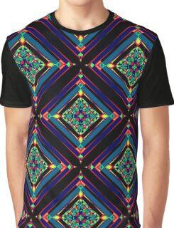 Luxury Rhombuses Graphic T-Shirt