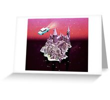 Hogwarts series (year 2: the Chamber of Secrets) Greeting Card