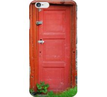 Cellar Door iPhone Case/Skin