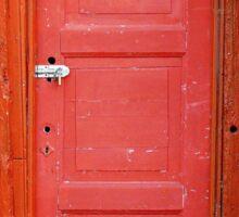 Cellar Door Sticker