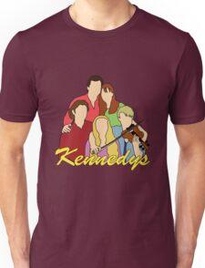 Neighbours Kennedy Family Portrait Unisex T-Shirt
