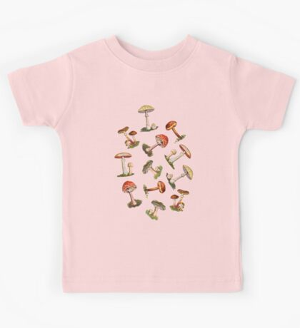 Mushrooms Kids Clothes