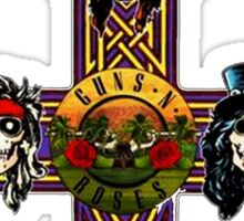 guns n roses Sticker