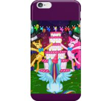Make A Wish Party! iPhone Case/Skin