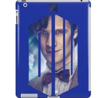 Doctor Who - Logo mash up iPad Case/Skin