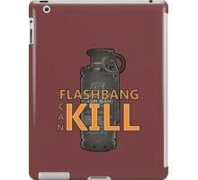 Fps things - Flashbang can kill iPad Case/Skin