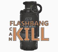 Fps things - Flashbang can kill Kids Clothes