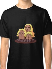 Alola Dugtrio Yaranaika Classic T-Shirt