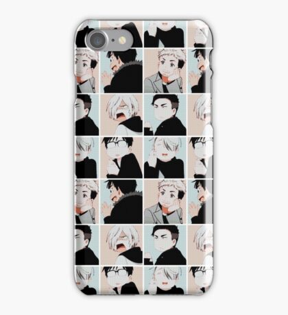 Victuuri 10 iPhone Case/Skin
