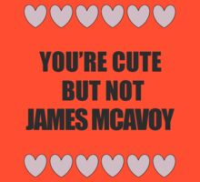 Cute but not James McAvoy by Susanna Olmi