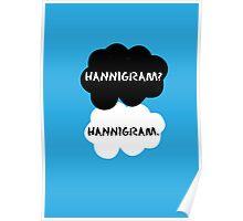 Hannigram - TFIOS Poster