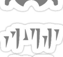 Skyrim Dovahkiin Fus Ro Dah Sticker