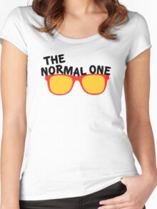 liverpool - the nomal one Women's Fitted Scoop T-Shirt