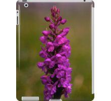 Fragrant Orchid, Dun Eochla, Inishmore iPad Case/Skin