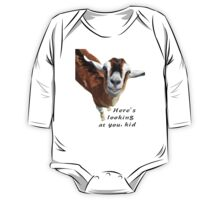 Here's looking at you kid One Piece - Long Sleeve
