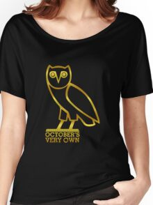 Ovo Women's Relaxed Fit T-Shirt