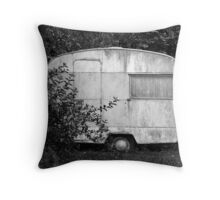 Caravan Throw Pillow
