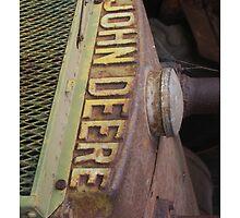 Old John Deere  by Stuart Daddow Photography